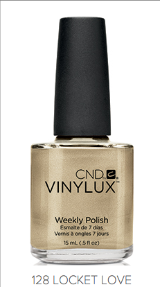 Лак для ногтей  CND Vinylux #128 Locket Love 7.3 мл