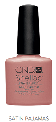 Гель лак  CND Shellac Satin Pajamas 7.3 мл