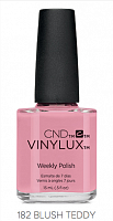Лак для ногтей  CND Vinylux #182 Blush Teddy 7.3 мл