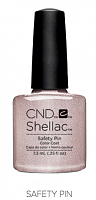 Гель лак  CND Shellac Safety Pin 7.3 мл