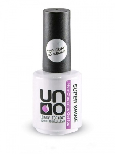 Топ для гель-лака UNO Super Shine Top coat 15 мл