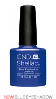 Гель лак  CND Shellac Blue Eyes Shadows 7.3 мл