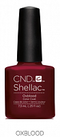 Гель лак  CND Shellac Oxblood 7.3 мл