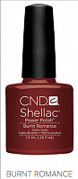 Гель лак  CND Shellac Burnt Romance 7.3 мл